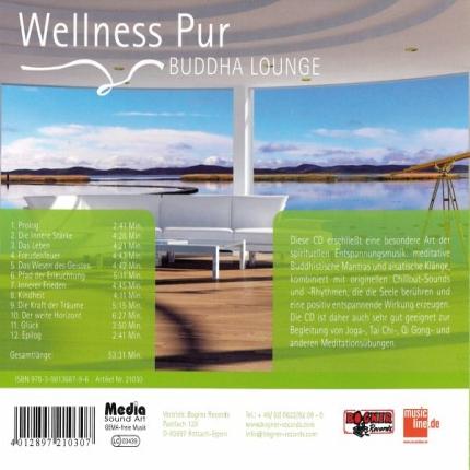 Buddha Lounge - Meditative Entspannungsmusik