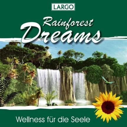 Largo Rainforst Dreams - CD-Front