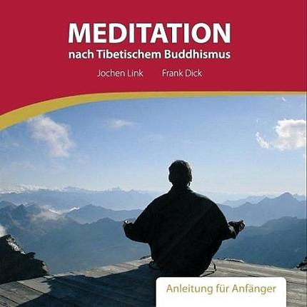 Meditation nach Tibetischem Buddhismus - Front-Neu