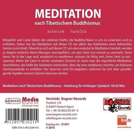 Meditation nach Tibetischem Buddhismus - rs