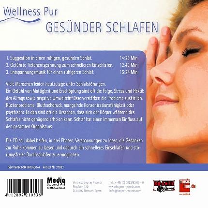 Wellness Pur – Gesünder Schlafen - RS