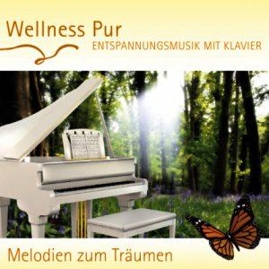 Wellness Pur - Entspannungsmusik mit Klavier -