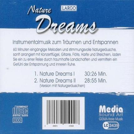 Nature Dreams - Entspannungsmusik und Naturgeräusche