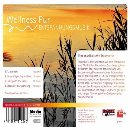 Wellness Pur - Entspannungsmusik – Musikalische Traumreise